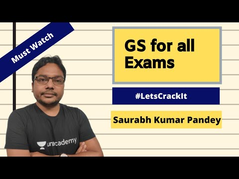 What Is The Correct Way To Read GS For CSE, EPFO And Others? | UPSC CSE 2020 | Saurabh Kumar Pandey