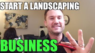 Gambar cover How to Start a Landscaping Business RIGHT NOW with NO Startup Money
