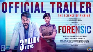 FORENSIC - Malayalam Movie |Official Trailer | Tovino Thomas | Mamtha Mohandas |Akhil Paul,Anas Khan