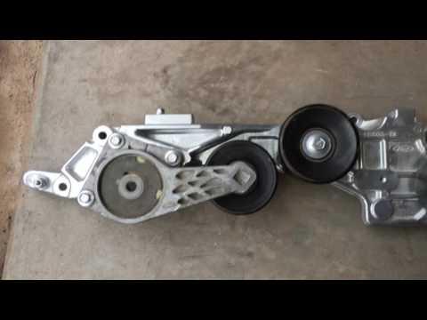 03/04 Cobra supercharger tensioner removal