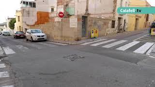 Remodelació carrer Jesús