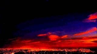 Sony Alpha 7r Time-lapse #2 San Diego Sunset 2/11/2015