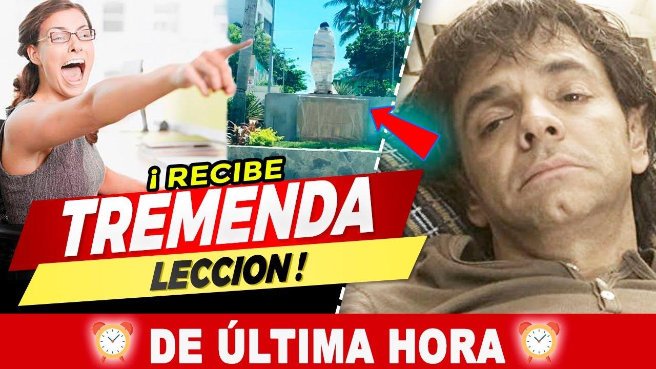 🔴😭¡ Eugenio Derbez 𝗥𝗘𝗖𝗜𝗕𝗘 𝗥𝗘𝗩𝗘𝗦 ⮞ NO Lo Quieren 𝗩𝗘𝗥 𝗡𝗜 𝗘𝗡 𝗣𝗜𝗡𝗧𝗨𝗥𝗔 ! 🔥⚠️