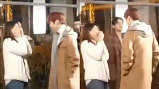 FANCAM [181119] Wanna One filming 'Entertainment Weekly' Guerilla Date in Hongdae. Daniel so cool!