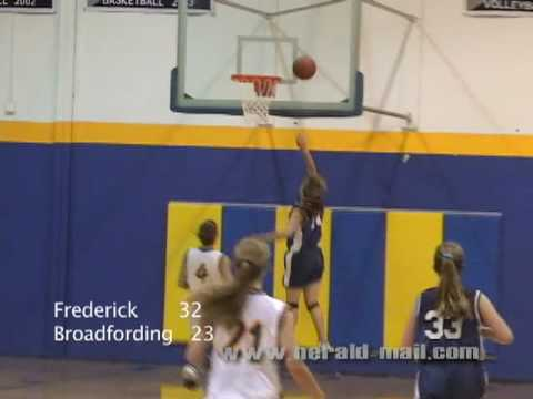 Broadfording Christian Academy Lion Classic Basketball Highlights