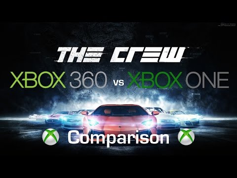 [Full-Download] The Crew Last Gen Vs Current Gen Xbox 360 ...