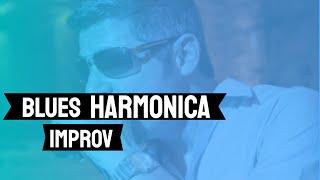 Blues harmonica Improv: Harmonica123.com