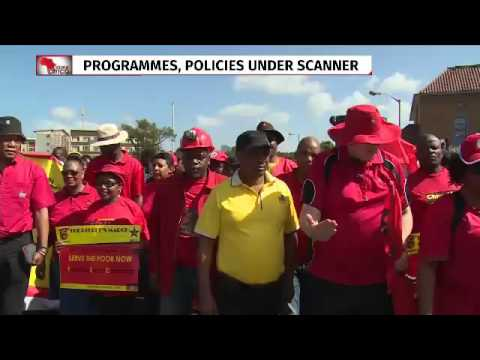 Cosatu embarks on national strike
