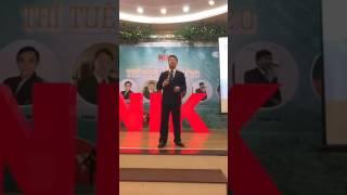 Chủ tịch IDJ Group -  Trần Trọng Hiếu- Chia sẻ cách làm doanh nghiệp