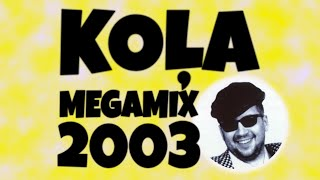 Koļa - Megamix (By Dj Bacon) [2003]