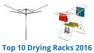 10 Best Drying Racks 2016
