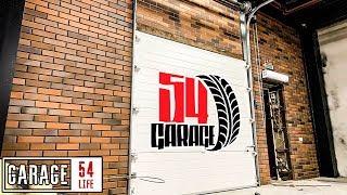 ГАРАЖ МЕЧТЫ 54 - ЕВРОПЕЙСКАЯ ОТДЕЛКА ЛОФТ 1 этаж