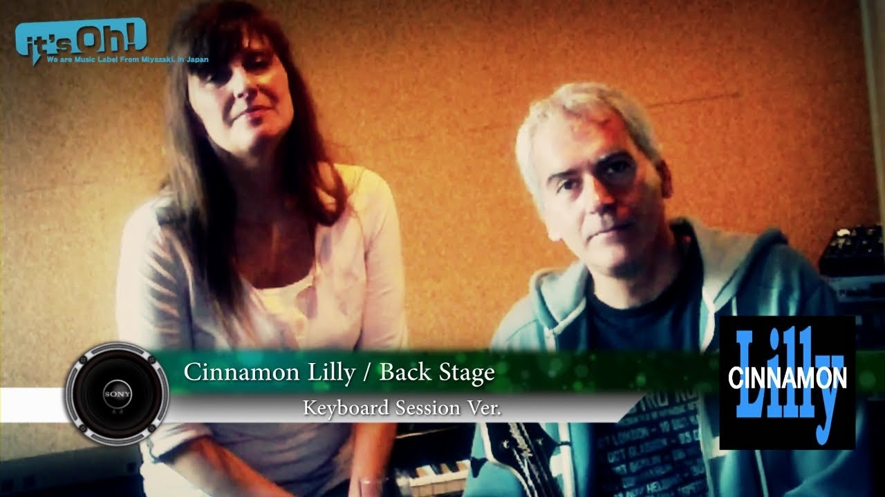"Video News Spin-off#14 Cinnamon Lilly ""Back Stage"""