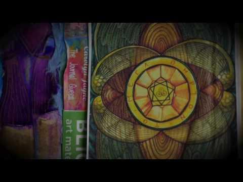 Blick Artists Serving Artists-  Carolyn Jane With Liquitex