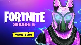 *NEW* SEASON 5 OFFICIAL BATTLE PASS THEME CONFIRMED! (Fortnite: Season 5 Battle Pass)