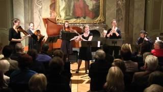 Georg Philipp Telemann: Doppelkonzert e-moll für Blockflöte+Querflöte