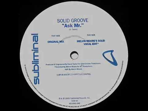 Solid Groove - Jus' Dance