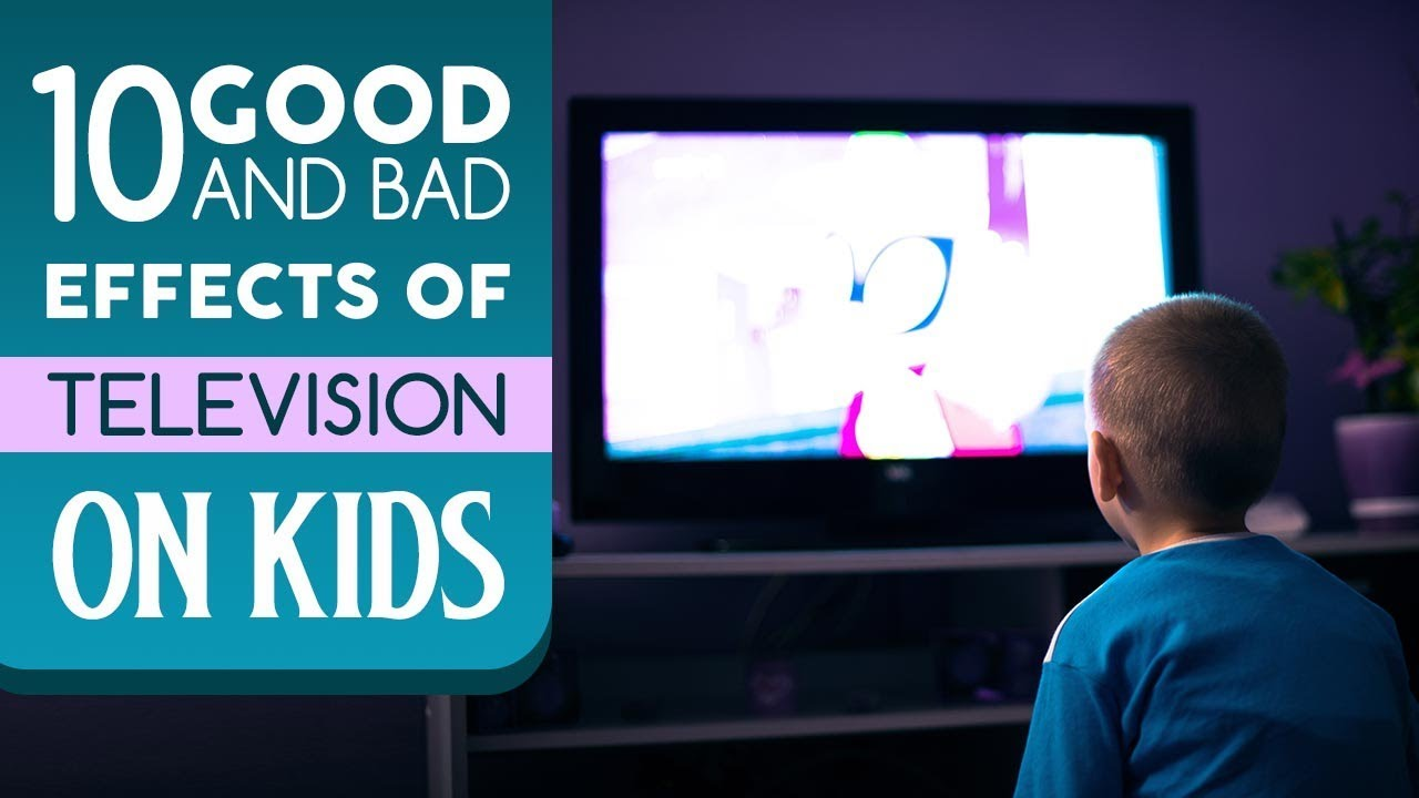 The effects of tv violence on a childs learning capacity
