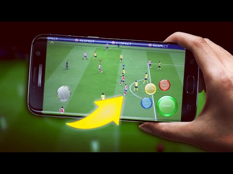 Top 5 Best Football Games On Android & IOS  2019 - Best Football/Soccer Games On Phone