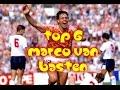 TOP 6 Goles Marco Van Basten