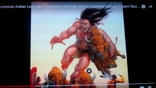 Red Headed Giants of the Americas ( Part 1) 2019 New Info