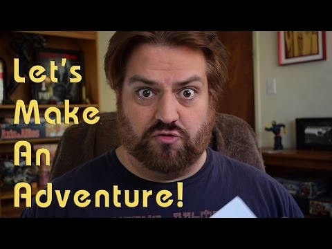 Your First Adventure, Running the Game #1