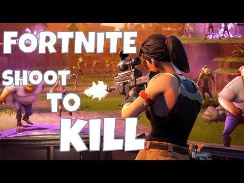 Fortnite Battle Royale - Shoot To Kill Guide
