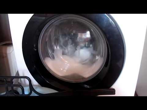 Как чистить стиральную машинку в домашних условиях от накипи( эффективный способ)