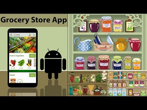 Android Grocery Store