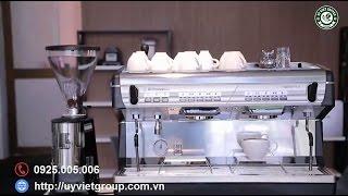 Máy pha cà phê NOUVA SIMONELLI Appia II 2 Group Volumetric