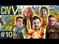 Civ V: Panic On Pangea #10 | Sjin Will Rise (Final)