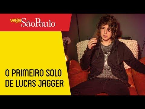 O primeiro solo de Lucas Jagger