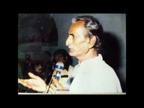 Hoon Mangu Ne Tu Aapi De Ae - Pranlal Vyas - Nazeer dekhaiya