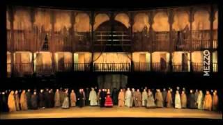 CARMEN Paris-Bastille Opera, conductor: Frédéric Chaslin. Béatrice Uria-Monzon, Sergei Larin(Recorded for Mezzo., 2014-07-05T16:46:00.000Z)