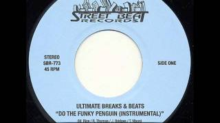 "RUFUS THOMAS : ""Do The Funky Penguin"" (Instrumental)"