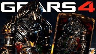 Gears of War 4 - New Halo Arbiter Kantus Elite Character Leaked! (Gears 4 Halo Arbiter Character)
