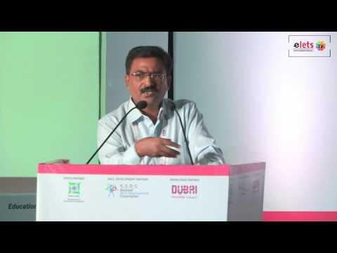 Elets' 7th World Education Summit' 16 - The Debate: MOOC's - Prof Ashutosh Gupta