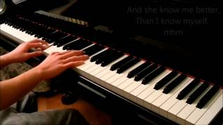 Simply Amazing (Trey Songz) - Piano Cover [With Lyrics]