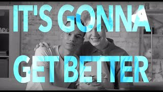 It's Gonna Get Better - Melantopia (Lyric Video)