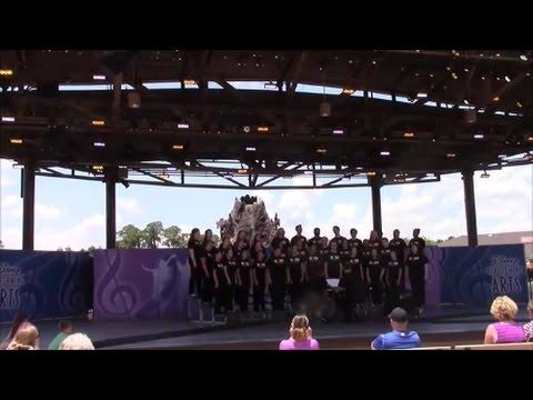 Normal Community High School Choir preforms at Disney World!