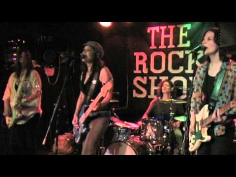 "Bluebonnets ""Nutbush City Limits"" Live Rock Shop Nov. 8, 2014"