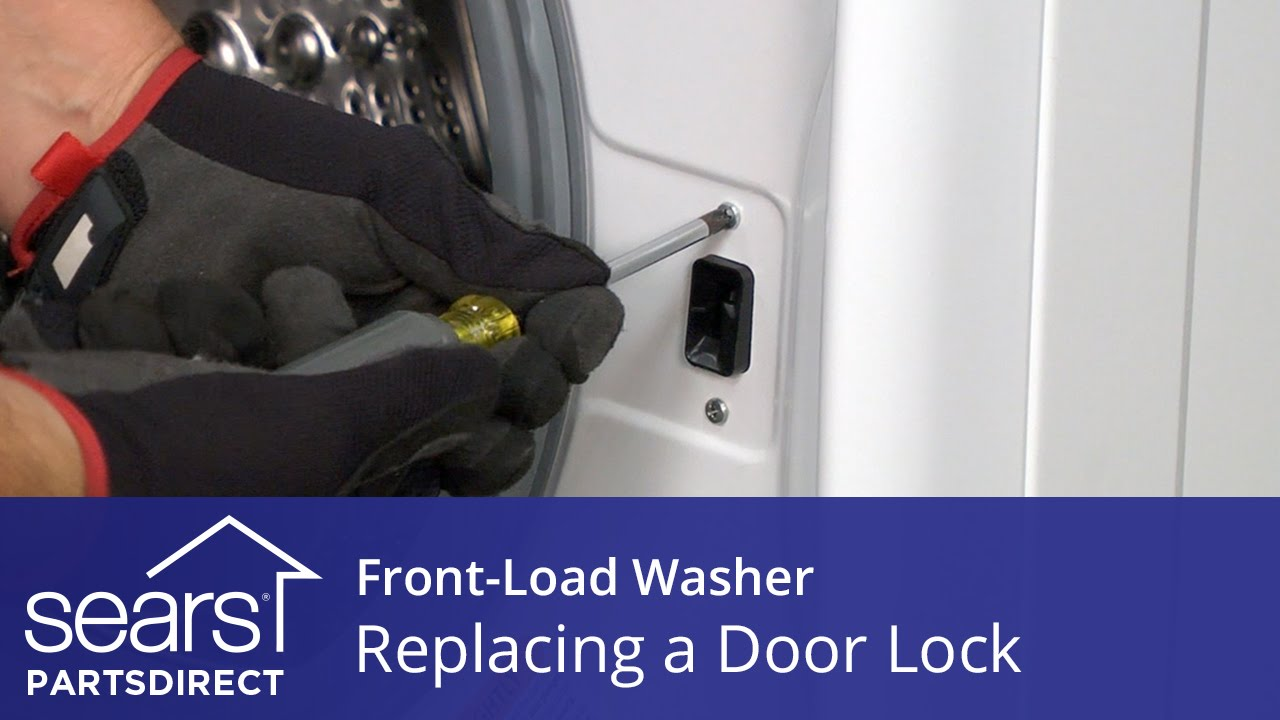 how to keep front load washer from smelling
