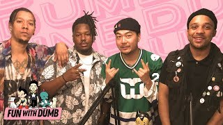 Sahtyre, Cam Gnarly, & VerBS - Fun With Dumb - Ep. 5