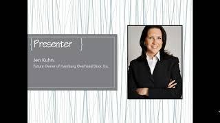 Women in Business Leadership Positions: Jen Kuhn