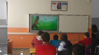 Funny English Project- watching  English movies wırh subtitles