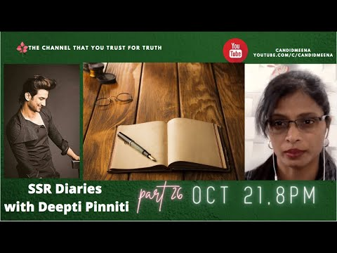 Download #SSR diaries part 26 by Deepti Pinniti