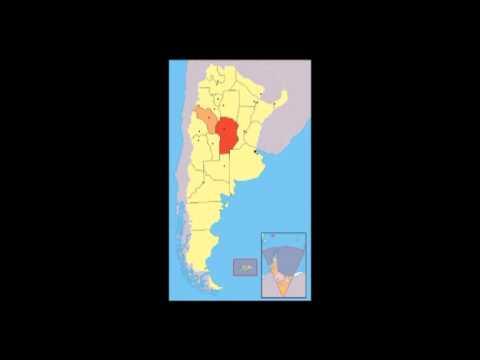 estudio de las provincias y sus capitales