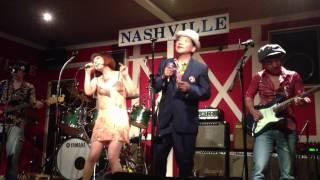 バンヒロシ率いるbambinoの西院ミュージックフェス2013 ライブ「ナッシ...