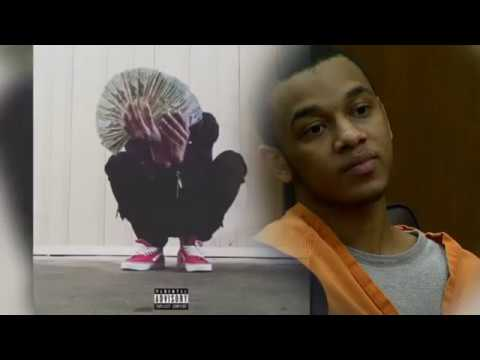 Rapper Lil Cray, who is facing charges, uses courtroom for video shoot
