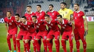 Сборная России по футболу сыграет матч со сборной Сербии